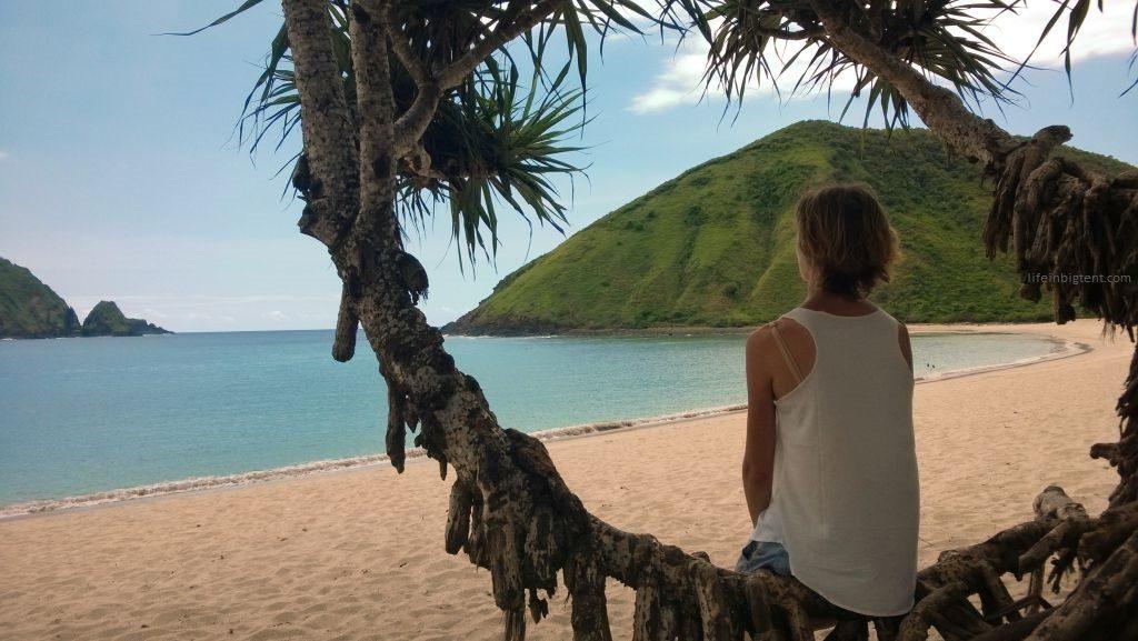Kelionė į Lombok salą