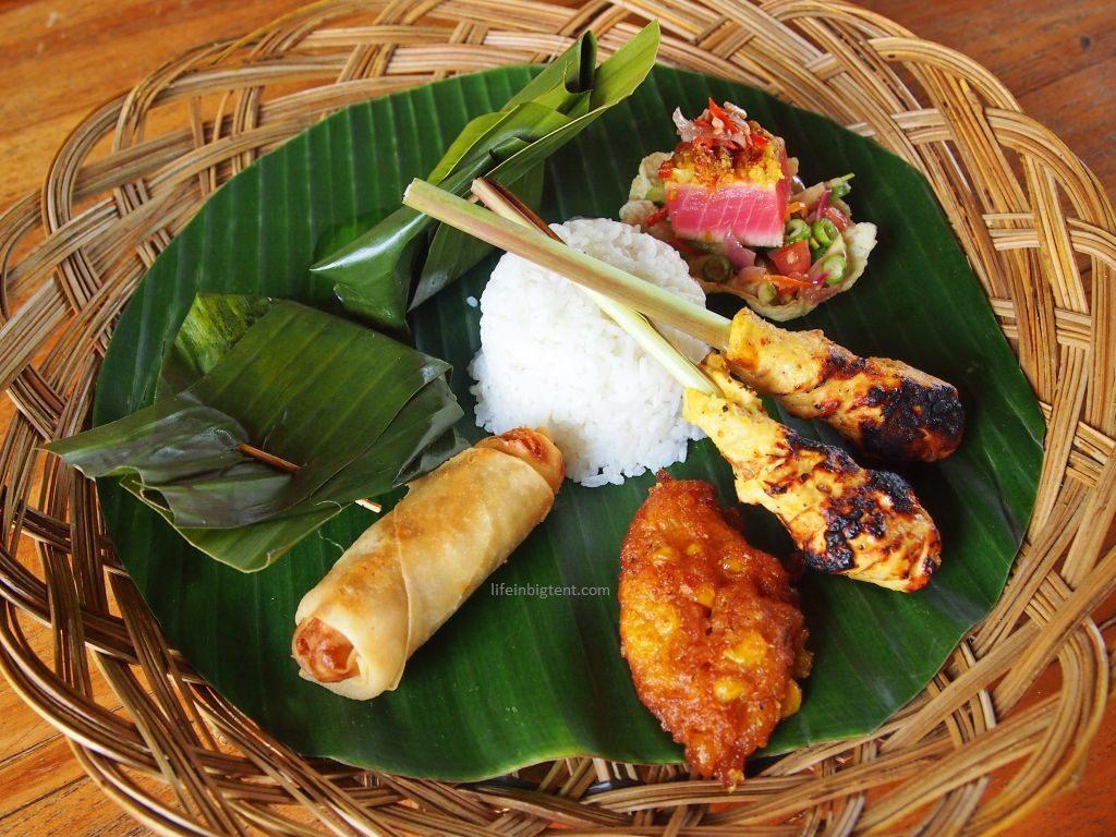 Maisto gaminimo pamokos Balyje