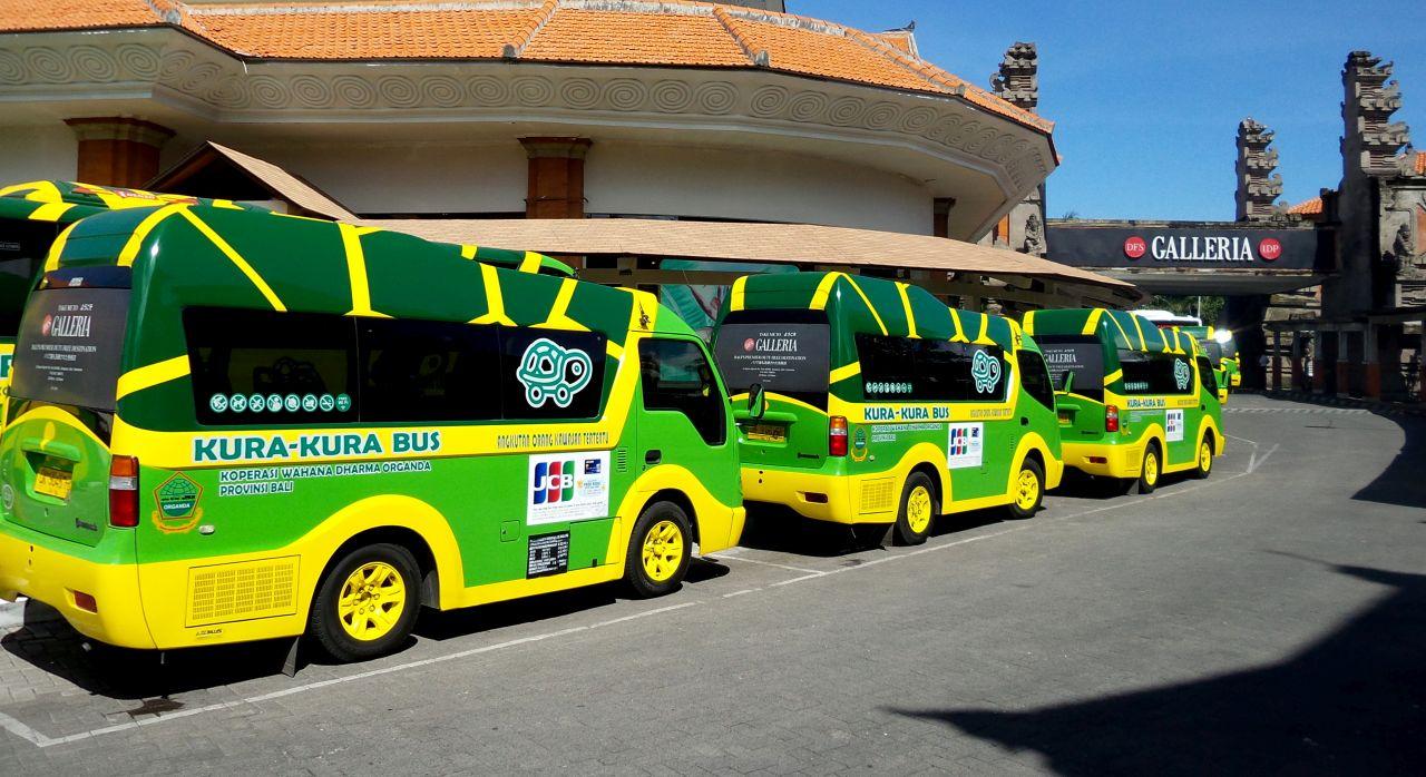 Balio Kura Kura autobusiukas