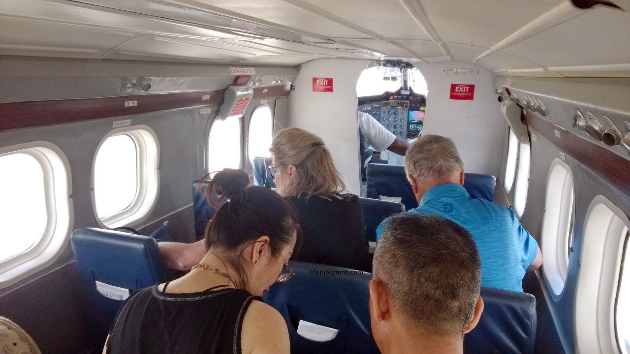 Kelionė į Fidžį - kelionė po salas