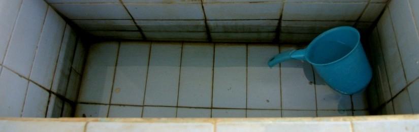Indonesian bathroom