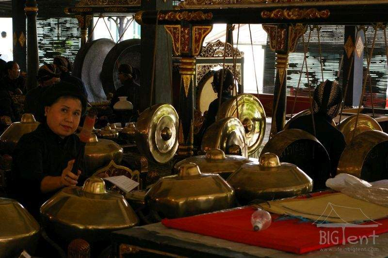 Indonesian discoveries - gamelan