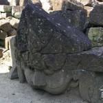 Candi Plaosan ruins