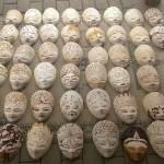 Workshop - Indonesian masks