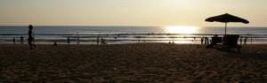 My days in Bali beaches