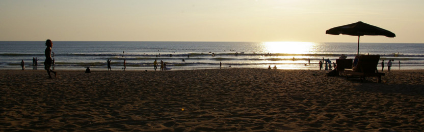 My days in Bali beaches