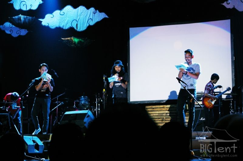 Indonesian concert - MC's