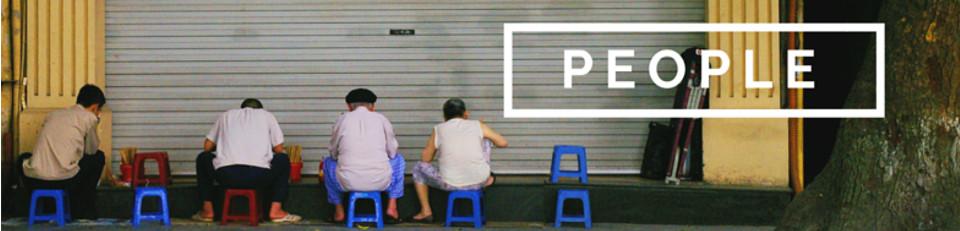 People during 2 weeks in Vietnam