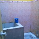 Ketapang hostel toilet