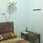 Ketapang port hostel room