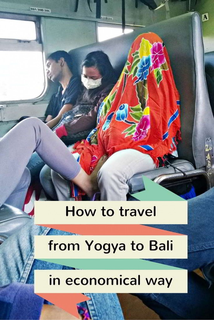How to travel from Yogyakarta to Bali in economical way