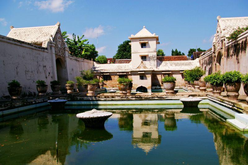 Yogyakarta tour - Taman sari