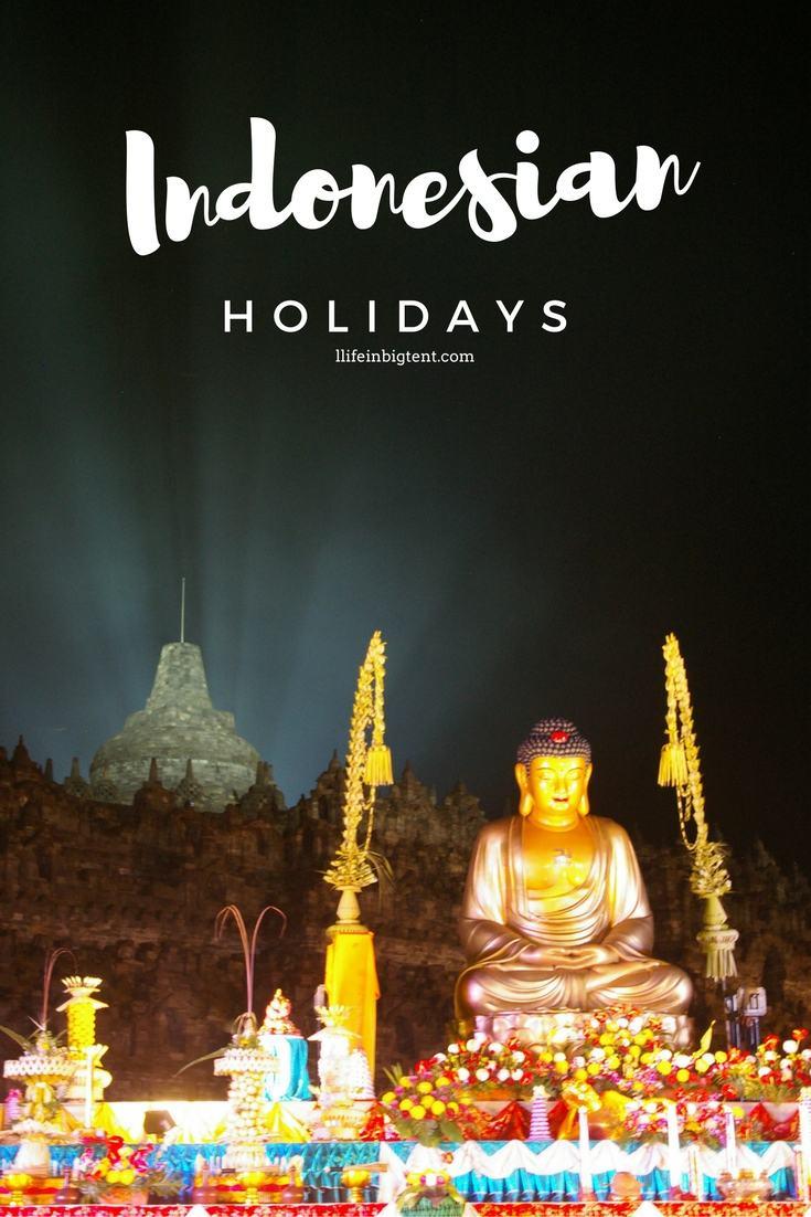 Indonesian holidays