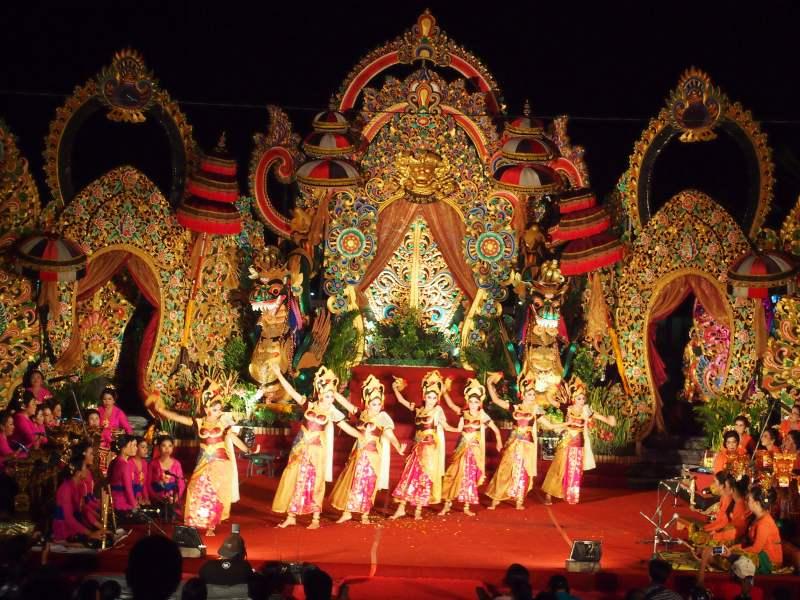Cultural Bali festival