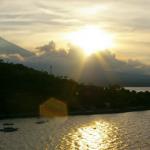 Ugnikalnio Agung įspėjimai