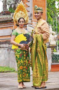 Vestuvės Balio saloje