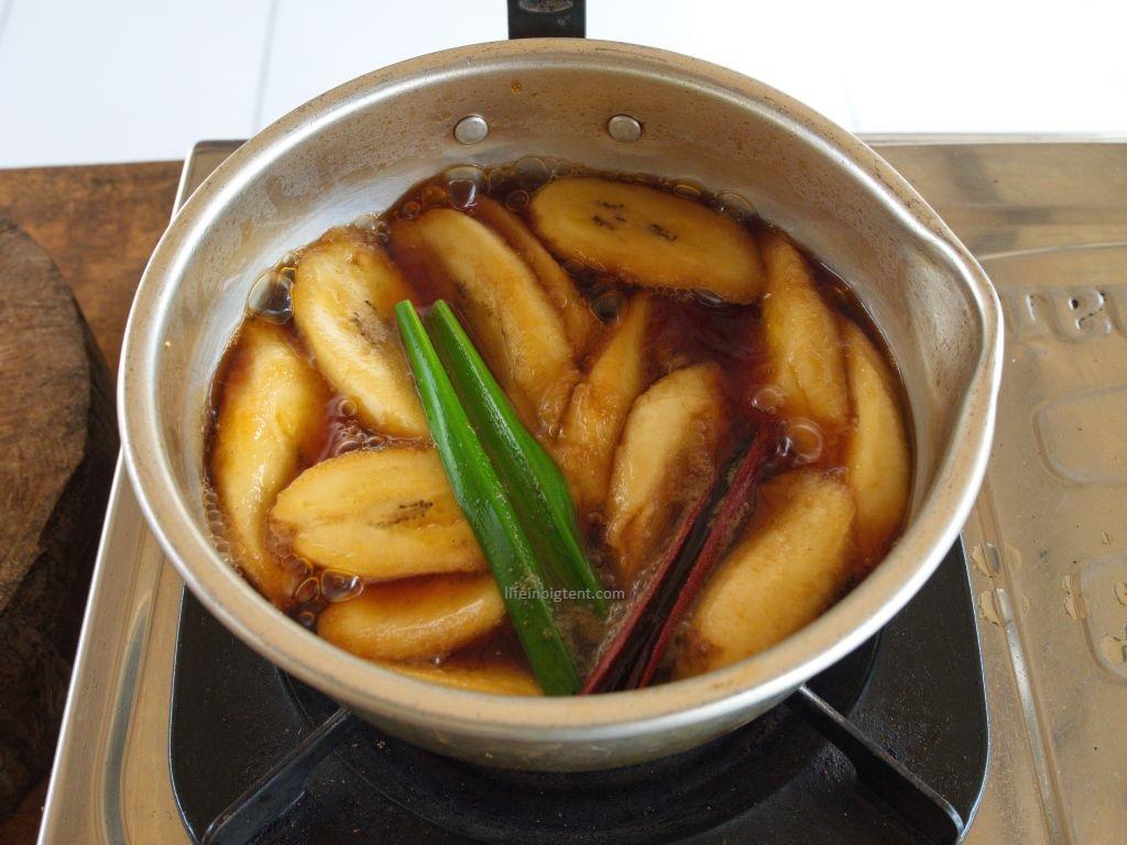 Maisto ruošimo pamoka Balyje