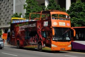 Dienos turai Singapūre
