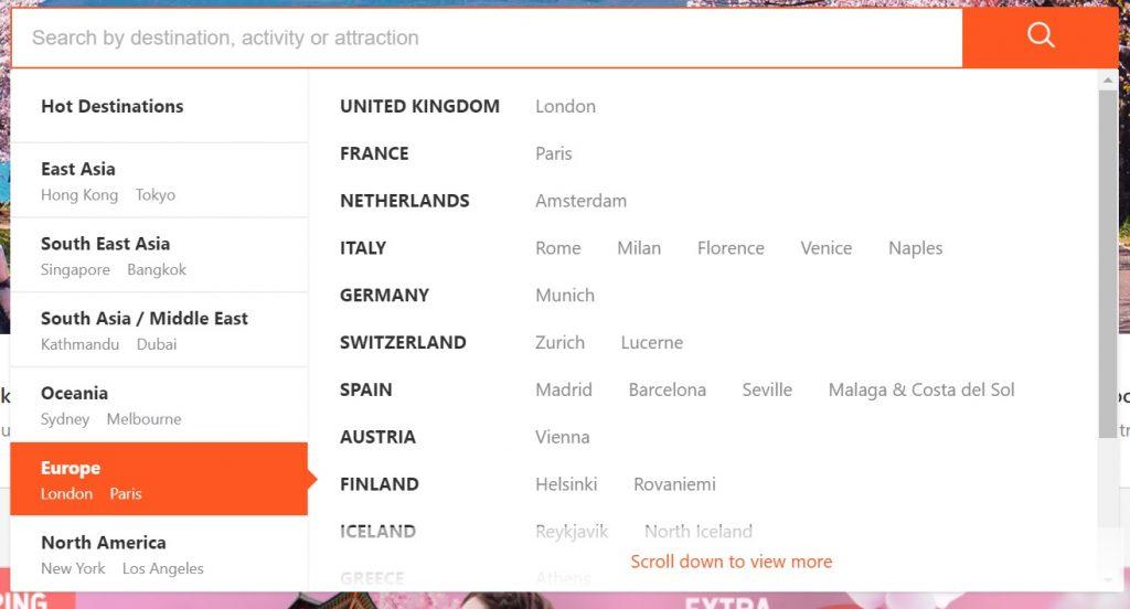 Nuolaidos Europoje