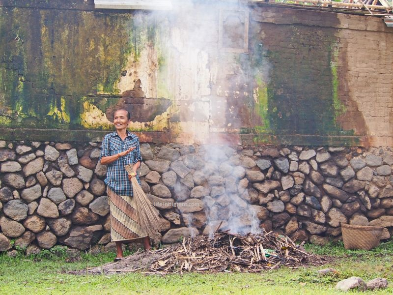 Lengvumas po tvarkymosi - Balis