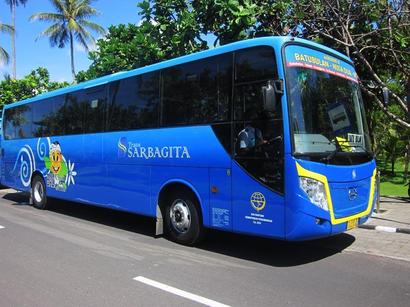 Bali Sarbagita autobusas