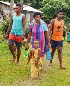 Fidžio gyventojai