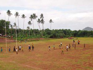 Fidžis - regbio sostinė