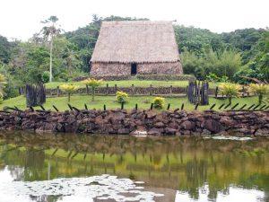 Tradiciniai namai Fidžyje