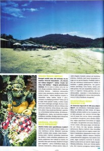 Articles about indonesia, Panele magazine (3)