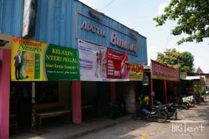 Health institutions in Yogyakarta