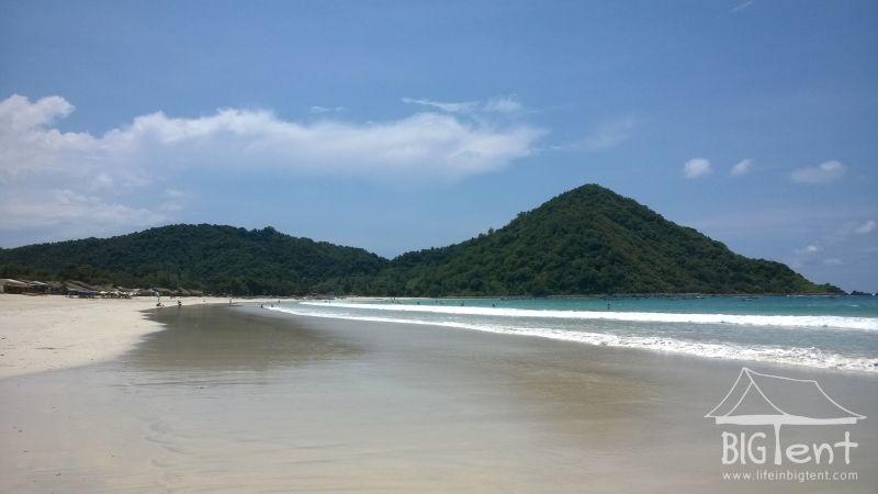 Selong Belanag beach