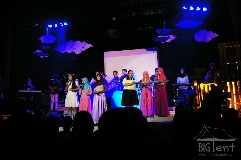 Organizers performance