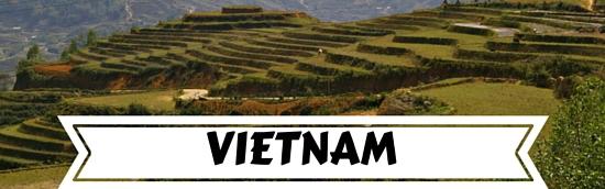 Destinations Vietnam