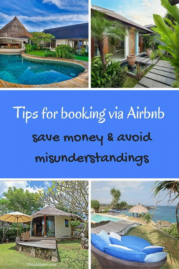 Booking via Airbnb pinterest