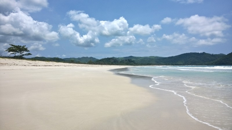 Beaches in Lombok - Selong Belanak