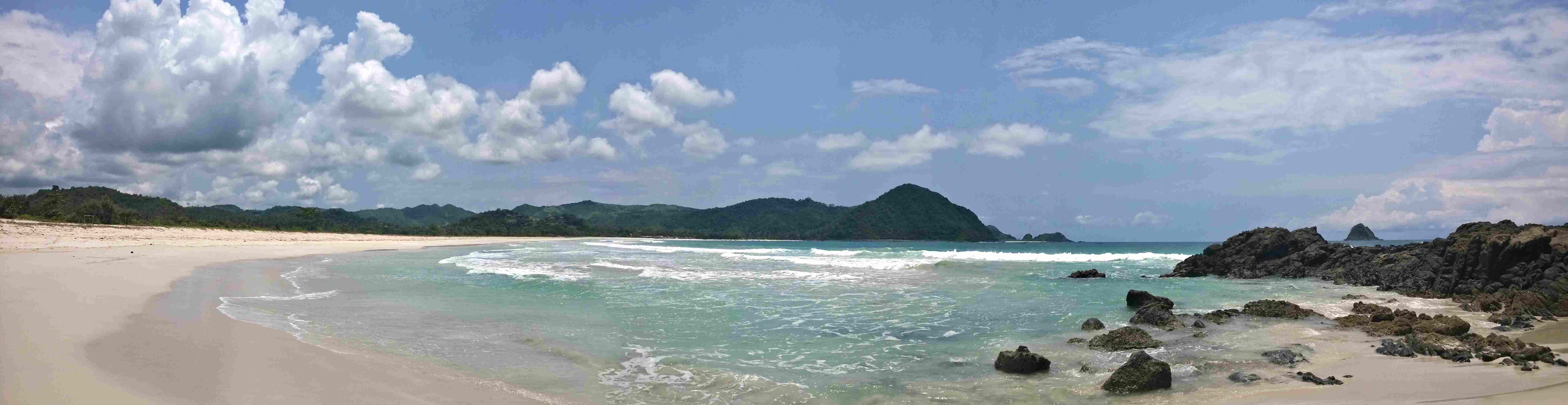 Selong Belanak- beach in Lombok