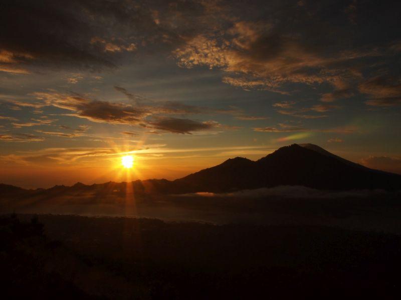 Batur sunrise trek in Bali