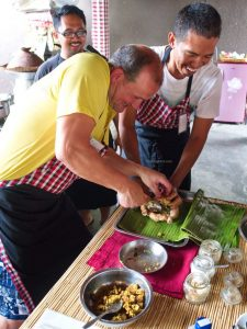 Balinese food classes