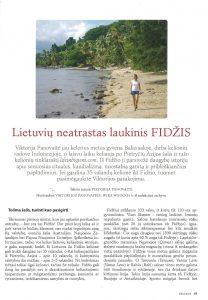 Viktorija Panovaitė Keliauk žurnalas