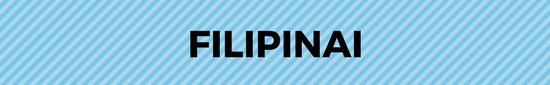 Nuolaidos Filipinuose