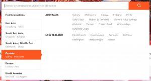 Nuolaidos Australija