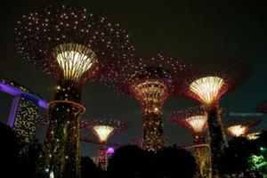 Singapūro šviesų šou